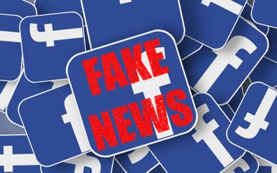 Facebook pénalise les fausses informations