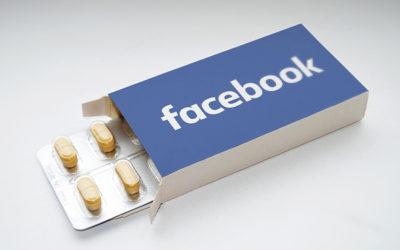 La dépendance aux réseaux sociaux